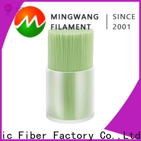 Mingwang high toughness car wash brush filament factory