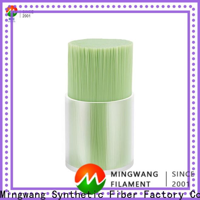 Mingwang high quality car wash brush filament exporter