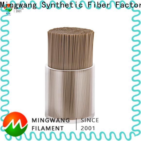Mingwang China strip brush filament one-stop services