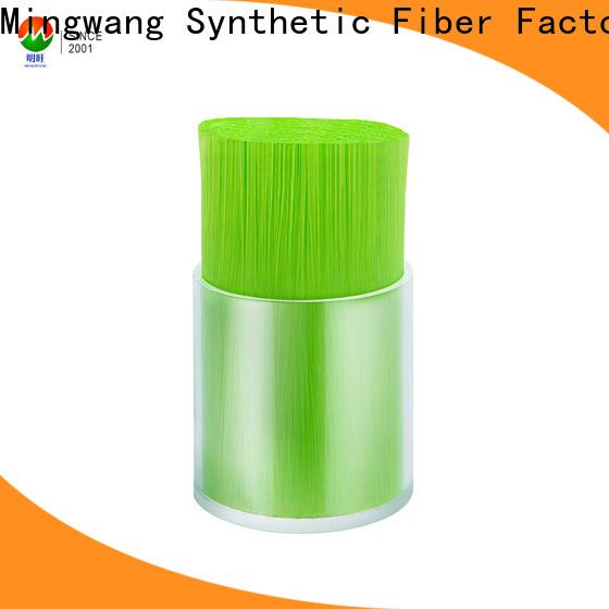 Mingwang antibacterial brush filament supplier
