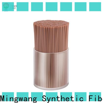Mingwang hairbrush filament trade partner