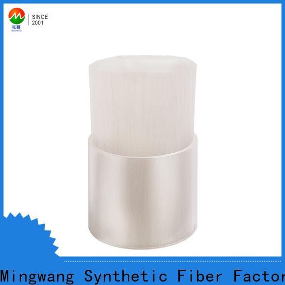 Mingwang high toughness brush material supplier