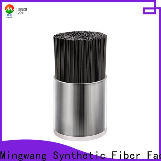 Mingwang fire retardant brush filament factory