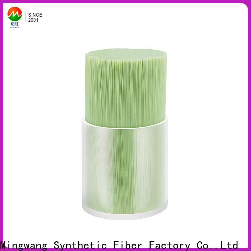 Mingwang car wash brush filament factory