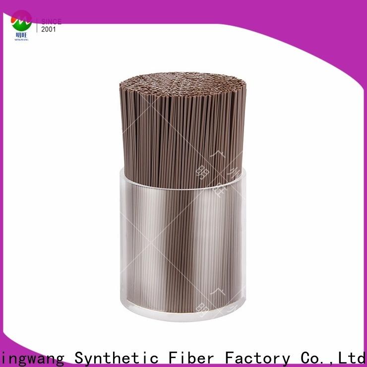 custom brush filament supplier