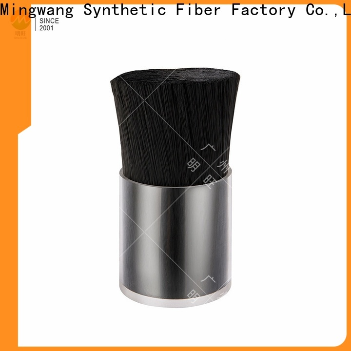 Mingwang cheap hairbrush filament factory