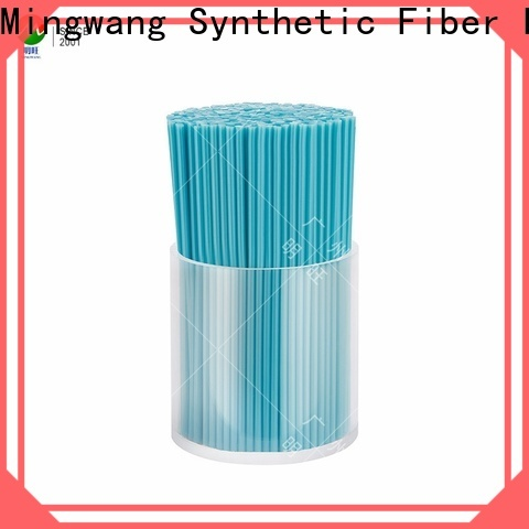 Mingwang rich experience broom bristles one-stop services
