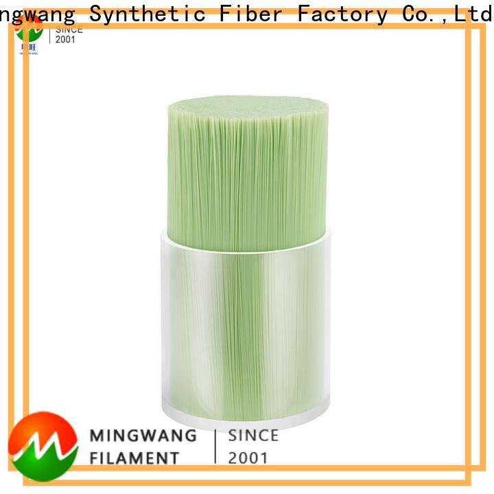 Mingwang China car wash brush filament wholesale